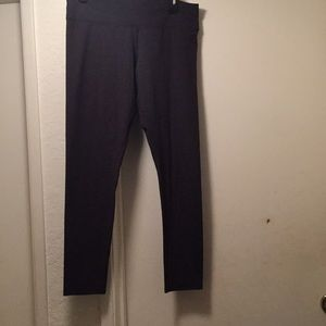 New York and company ankle leggings
